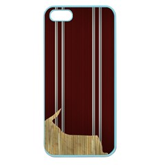 Background Texture Distress Apple Seamless iPhone 5 Case (Color)