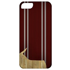 Background Texture Distress Apple iPhone 5 Classic Hardshell Case