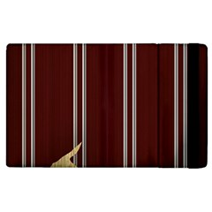 Background Texture Distress Apple iPad 3/4 Flip Case