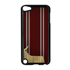 Background Texture Distress Apple iPod Touch 5 Case (Black)