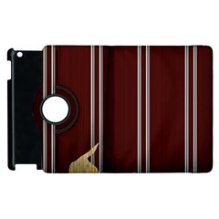 Background Texture Distress Apple iPad 2 Flip 360 Case