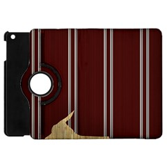 Background Texture Distress Apple iPad Mini Flip 360 Case