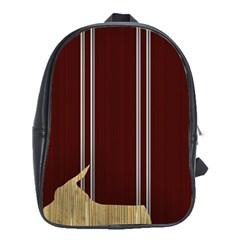 Background Texture Distress School Bags (XL)