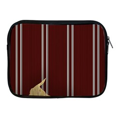 Background Texture Distress Apple iPad 2/3/4 Zipper Cases