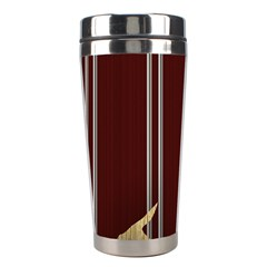 Background Texture Distress Stainless Steel Travel Tumblers