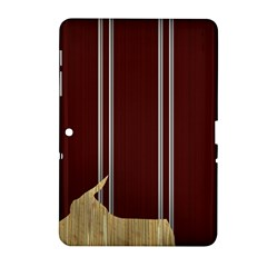 Background Texture Distress Samsung Galaxy Tab 2 (10.1 ) P5100 Hardshell Case