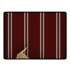 Background Texture Distress Double Sided Fleece Blanket (Small)