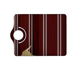 Background Texture Distress Kindle Fire HD (2013) Flip 360 Case