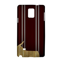 Background Texture Distress Samsung Galaxy Note 4 Hardshell Case