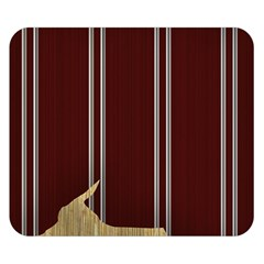 Background Texture Distress Double Sided Flano Blanket (Small)