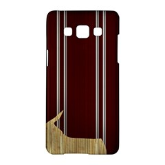 Background Texture Distress Samsung Galaxy A5 Hardshell Case