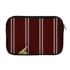 Background Texture Distress Apple MacBook Pro 17  Zipper Case