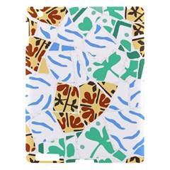 Broken Tile Texture Background Apple iPad 3/4 Hardshell Case