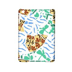Broken Tile Texture Background iPad Mini 2 Hardshell Cases