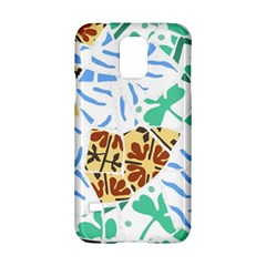 Broken Tile Texture Background Samsung Galaxy S5 Hardshell Case