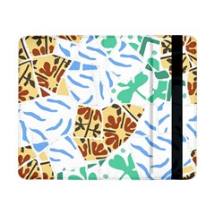 Broken Tile Texture Background Samsung Galaxy Tab Pro 8.4  Flip Case