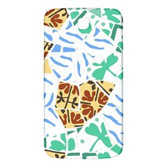 Broken Tile Texture Background Samsung Galaxy Mega I9200 Hardshell Back Case