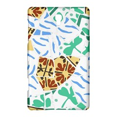 Broken Tile Texture Background Samsung Galaxy Tab S (8.4 ) Hardshell Case