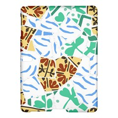 Broken Tile Texture Background Samsung Galaxy Tab S (10.5 ) Hardshell Case