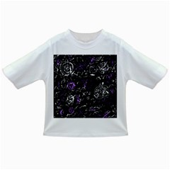Abstract mind - purple Infant/Toddler T-Shirts