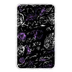Abstract mind - purple Memory Card Reader