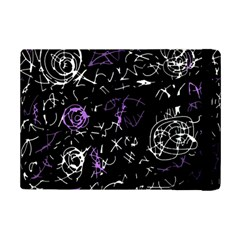 Abstract mind - purple iPad Mini 2 Flip Cases