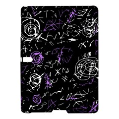 Abstract mind - purple Samsung Galaxy Tab S (10.5 ) Hardshell Case