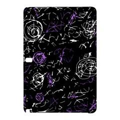Abstract mind - purple Samsung Galaxy Tab Pro 10.1 Hardshell Case