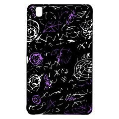 Abstract mind - purple Samsung Galaxy Tab Pro 8.4 Hardshell Case