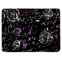 Abstract mind - magenta Samsung Galaxy Tab 7  P1000 Flip Case