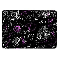 Abstract mind - magenta Samsung Galaxy Tab 8.9  P7300 Flip Case