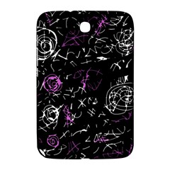 Abstract mind - magenta Samsung Galaxy Note 8.0 N5100 Hardshell Case