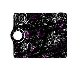 Abstract mind - magenta Kindle Fire HDX 8.9  Flip 360 Case