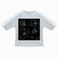 Abstract mind - brown Infant/Toddler T-Shirts