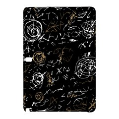 Abstract mind - brown Samsung Galaxy Tab Pro 12.2 Hardshell Case