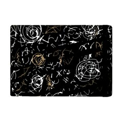 Abstract mind - brown iPad Mini 2 Flip Cases
