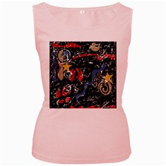 Confusion Women s Pink Tank Top