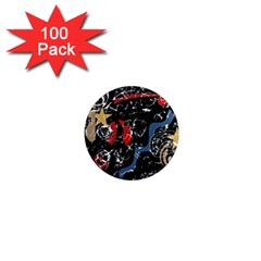 Confusion 1  Mini Magnets (100 pack)