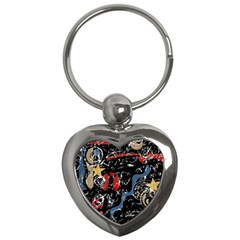 Confusion Key Chains (Heart)