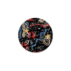 Confusion Golf Ball Marker (10 pack)