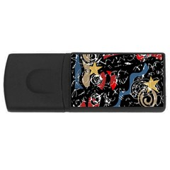 Confusion USB Flash Drive Rectangular (4 GB)