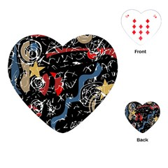 Confusion Playing Cards (Heart)