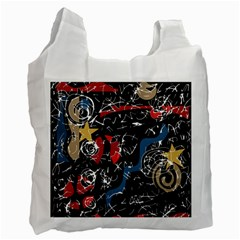 Confusion Recycle Bag (Two Side)