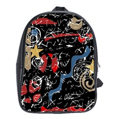 Confusion School Bags(Large)