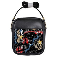 Confusion Girls Sling Bags