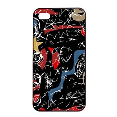 Confusion Apple iPhone 4/4s Seamless Case (Black)