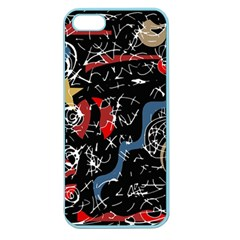Confusion Apple Seamless iPhone 5 Case (Color)