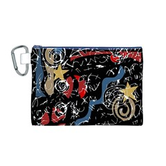 Confusion Canvas Cosmetic Bag (M)