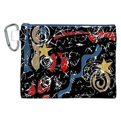 Confusion Canvas Cosmetic Bag (XXL)