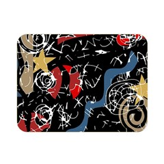 Confusion Double Sided Flano Blanket (Mini)